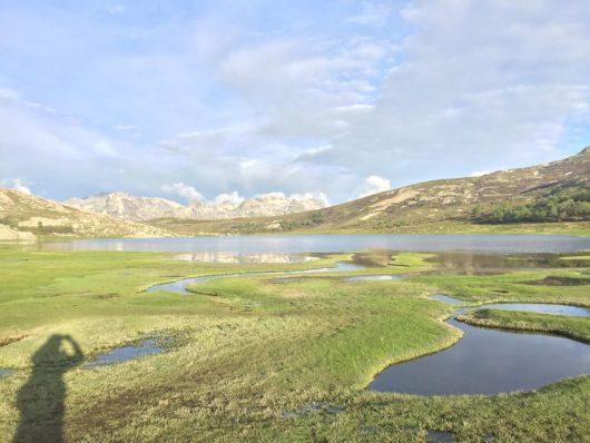Lac de Nino - Corse