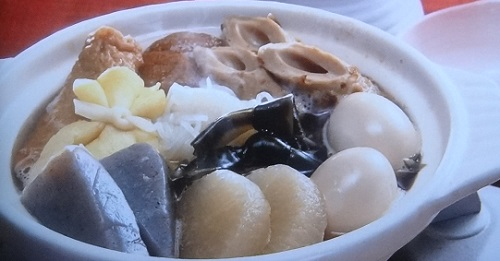 ZIP:プロ(料亭 菊乃井)が伝授!おいしいおでんの作り方・レシピ