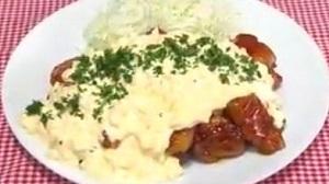 【モニタリング】グッチ裕三のフェイク料理のレシピ!ヘルシーチキン南蛮&タルタルソース