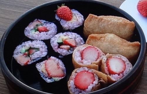 家事ヤロウ カルディ:韓国風ハリッサ手巻き寿司のレシピ!