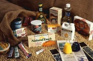 大豆、食材、食品