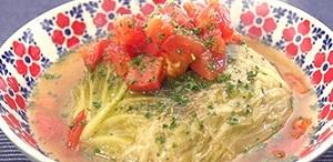 平野レミの早わざレシピ!どっかん春キャベツ2021のレシピ!