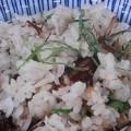 焼きサバの炊き込みご飯