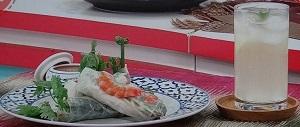 【メレンゲの気持ち】サラダ生春巻きのレシピ!モーリー・ロバートソン!夏バテ解消に