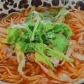 トムヤム醤油麺