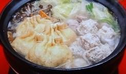 みきママ 塩ちゃんこ鍋のレシピ