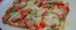 油揚げピザのレシピ!油抜きでヘルシー&簡単:あさイチ