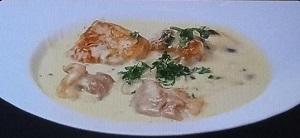 【きょうの料理】鶏むね肉とカリフラワーのクリーム煮のレシピ!田口成子