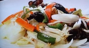 【あさイチ】おいしくなる寒天レシピ!スクランブルエッグや野菜炒め