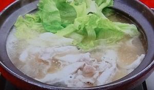 """3シェフの鍋レシピ!孫成順シェフの""""豆腐の白湯鍋""""【あさイチ】"""