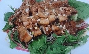 五十嵐美幸シェフの油淋鶏(ユーリンチー)のレシピ!マスタードがポイント【ヒルナンデス】