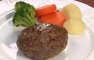 サイゲン大介のハンバーグのレシピ