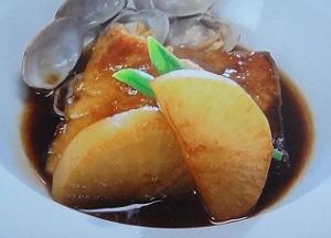 【ソレダメ】イタリアンシェフの絶品ブリ大根のレシピ!