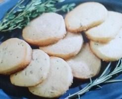 ローラのハーブのクッキー