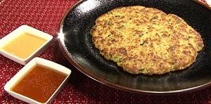 きょうの料理:白菜の外葉のチヂミのレシピ!コウケンテツ