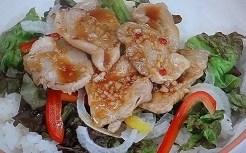 小倉優子のハッピー豚丼のレシピ