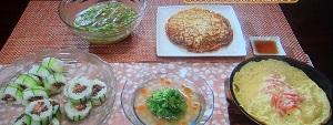 【スッキリ】500円で4人分満腹おかずの節約レシピ!韓国風茶碗蒸し
