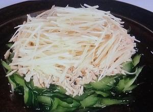 【きょうの料理】栗原はるみの定番ごはんのレシピ!きゅうりの甘酢サラダ