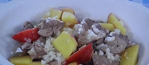【ウチのガヤがすみません】クックパッド芸人藤井21がレモンたっぷりのマリネのレシピ!青山テルマ