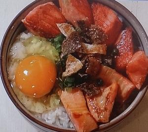 【あさイチ】パリパリ!サケ皮卵かけごはんのレシピ!鮭の種類と使い分けも