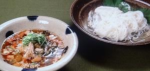 家事ヤロウ:極うまトマトつけ麺のレシピ!城崎仁