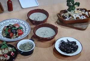 【きょうの料理】ナぃスディップ&マリネ&皮の炒め物のレシピ!by平野レミ