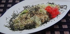 【とんねるず】チャチャッとキッチンレシピ!木梨憲武さんの汁なしインスタント麺&安田美沙子
