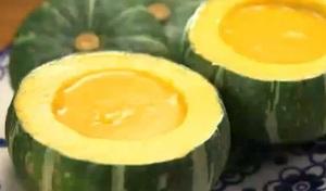 あさイチ:かぼちゃのなめらかムースのレシピ!ゼラチンで