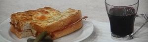 グッド!モーニング:豆腐のクロックムッシュ風トーストのレシピ!新井恵理那