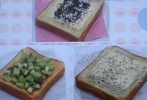 【あさイチ】オリーブオイルトーストのレシピ!ごま&チーズ&はちみつほか