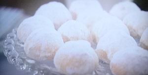 【きょうの料理】栗原はるみのレシピ!ホワイトクッキー
