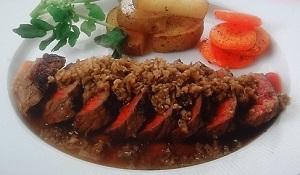 【ソレなら5分で出来ますよ】安いお肉を柔らかくする方法・レシピ!舞茸で