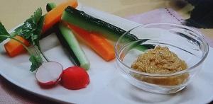 【家庭の医学】奥薗特製ターメリック味噌アレンジレシピ!認知症予防に