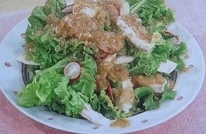 【モニタリング】平野レミのふっくら胸にネギだれのレシピ!
