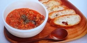 【男子ごはん】岡村隆史のサバ缶のトマト煮(さばてぃ~に)のレシピ!