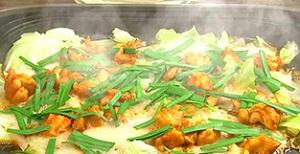 もち入りタッカルビのレシピ!by小林まさみ【キユーピー3分クッキング】