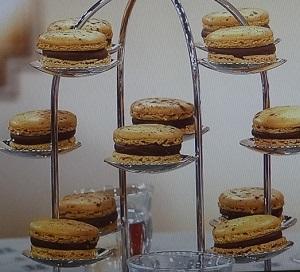 【あさイチ】ピエール・エルメのマカロンのレシピ!!チョコを使って