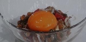 あさチャン:納豆レシピ!ユッケ風納豆ミックス&納豆牛乳茶漬け