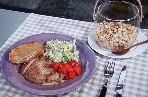 【きょうの料理】栗原はるみの塩豚のソテーマッシュポテト添えのレシピ!定番ごはん