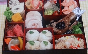 志麻さんのお弁当