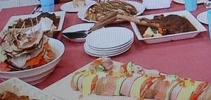 【有吉ゼミ】藤あや子の広島風お好み焼きのレシピ!コストコ食材で