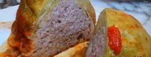 【沸騰ワード10】家政婦志麻さんのレシピ!シューファルシ(レタスの肉詰め)
