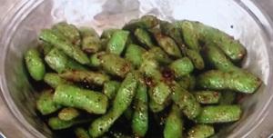 ヒルナンデス:白だし漬けクミン枝豆のレシピ!スパイスおかず 印度カリー子