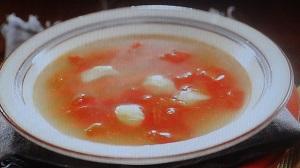 あさイチ:卵とトマトのスープのレシピ!スパイスのクミンシードで