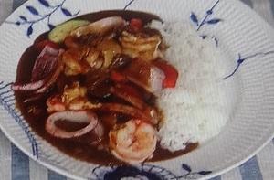 【男子ごはん】夏野菜を使ったシーフードカレーのレシピ!栗原心平