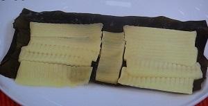 【あさイチ】チーズの昆布締めのレシピ!富山