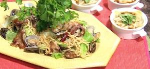 【有吉弘行のダレトク】平野レミのほっぽり焼そば美味しい貝のレシピ!激ウマ時短料理