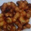 ねぎ味噌天ぷら