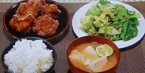 水川あさみの さっぱりレタスサラダのレシピ【ホンマでっかTV】