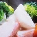 ラクレット風チーズソース